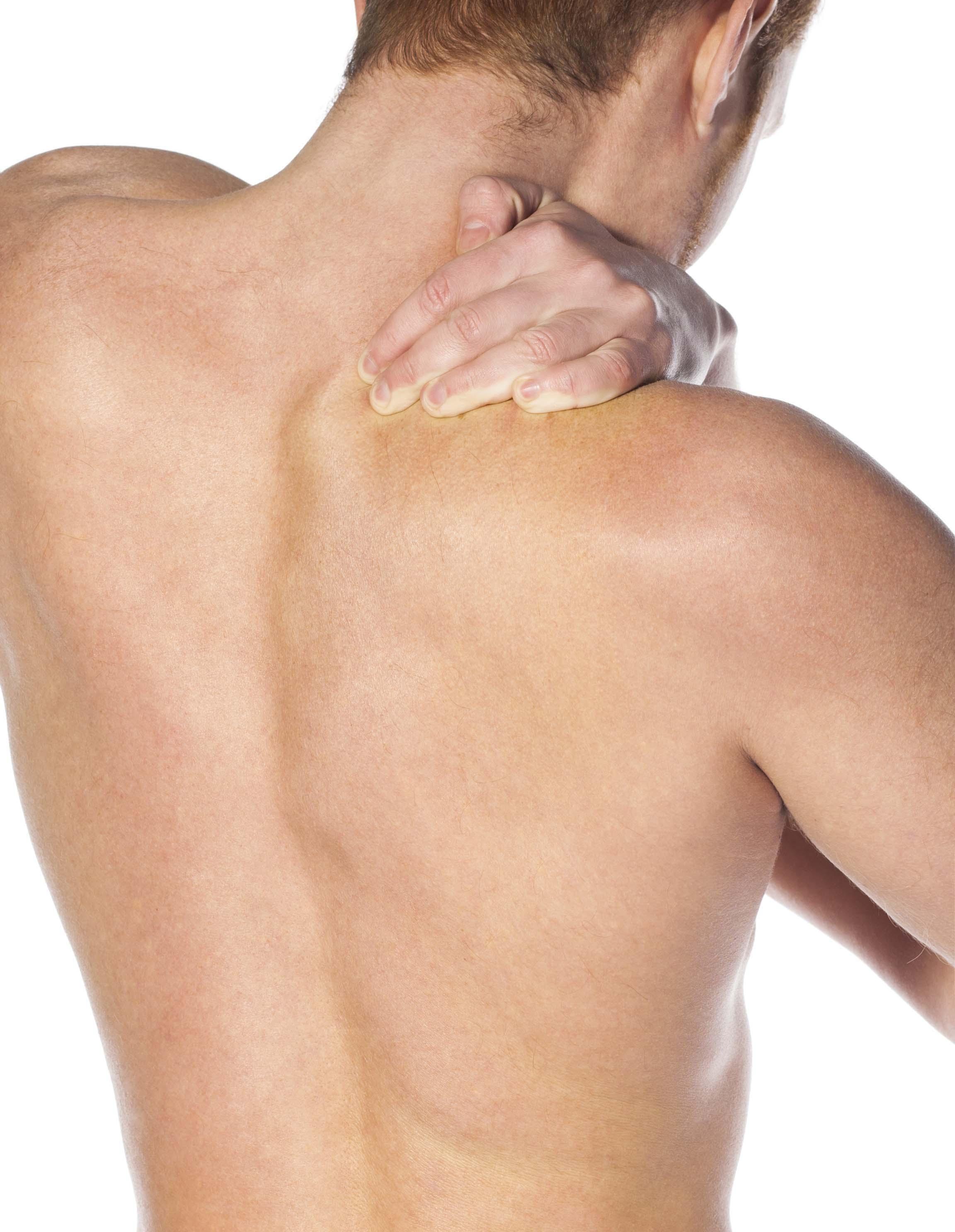 Smerter i skulder arm nakke